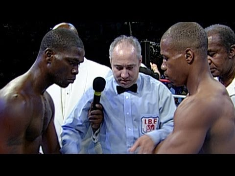 Cornelius Bundrage vs. Cory Spinks: ShoBox Special - SHOWTIME