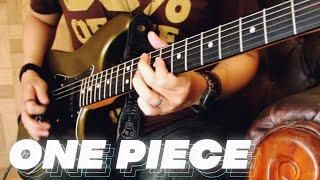 Download Lagu Akbar Tsai - One Piece (Medley Guitar Instrumental) Gratis STAFABAND
