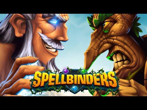 Spellbinders - Gameplay Trailer