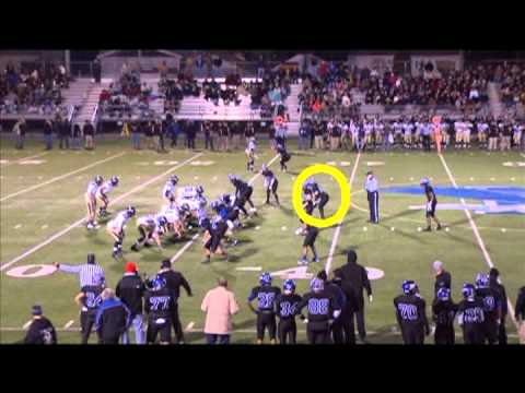 Nico Goffredo Highlight Film 2011 Pius X High School