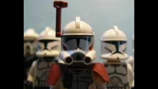 Lego Star Wars ARC troopers first mission