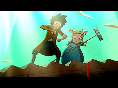 Приключенческий мультфильм - Тайна Сухаревой башни - Узурпатор времени (серия 4)