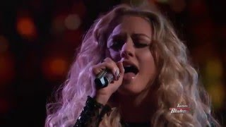 17 Year Old Emily Ann Roberts Sings Cam 39 S Burning House The Voice