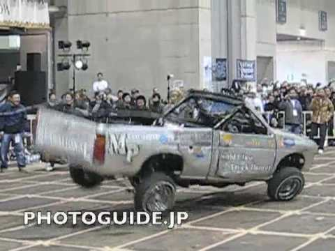 Lowrider Car Show Japan Tour 2008, Hydraulics Competition