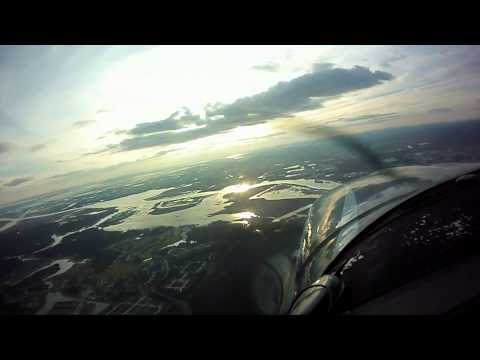 Roundtrip Flight Lake Charles, LA to Orange, Tx --Cessna 182