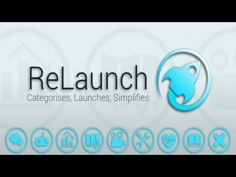 ReLaunch Android App Review - Android Recent Tasks