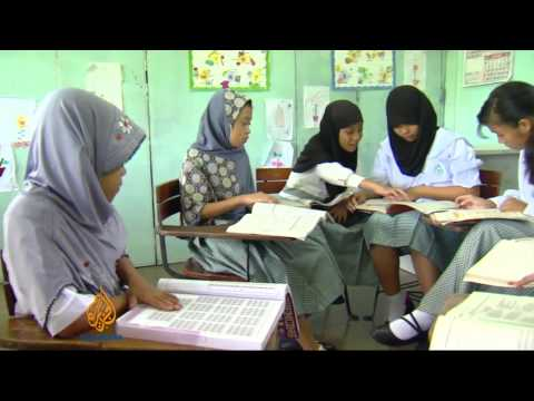 Philippine Muslims ask for education boost