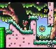 Youtube Thumbnail Super Mario World 2 Yoshi Island - funny level