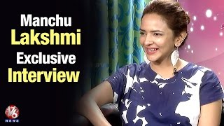 Manchu Lakshmi in Special Chit Chat - Taara   V6 Exclusive