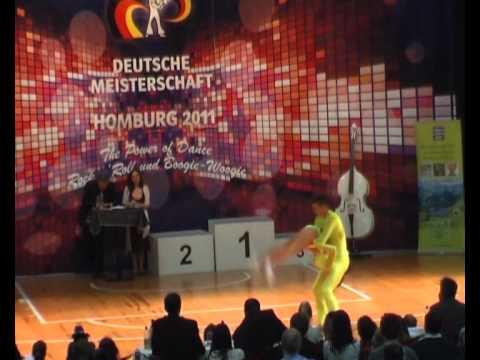 Claudia Zinsmeister & Sebastian Zinsmeister - Deutsche Meisterschaft 2011