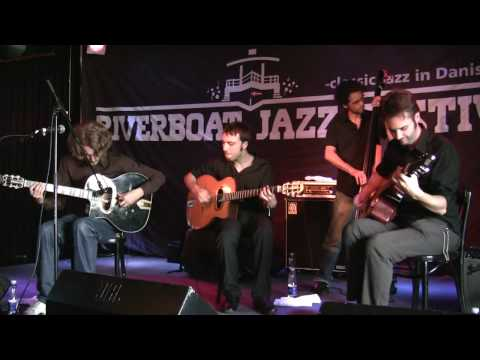 ArtTalentsCom : Biel Ballester Trio&Gustav Lundgreen - Artillerie Lourde