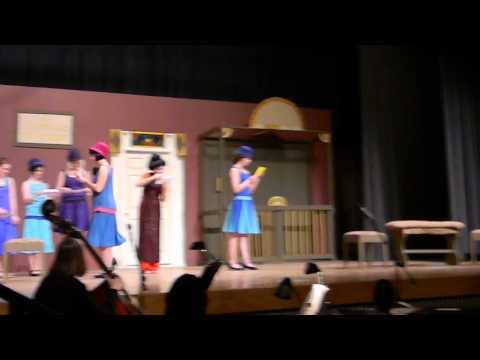 Sullivan South High School Theater Thoroughly Modern Millie 1
