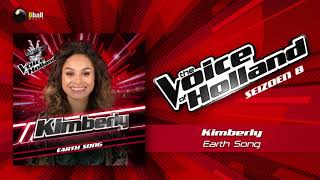 Kimberly - Earth Song (The voice of Holland 2017/2018 The Liveshows audio)