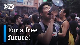 Hong Kong's youth rises up | DW Documentary