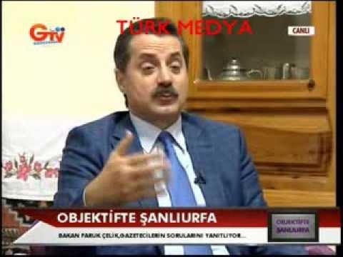 EMEKLİLİKTE YAŞA TAKILANLAR-FARUK ÇELİK SON AÇIKLAMA-GÜNEYDOĞU TV-OBJEKTİF-(05-10-2013)-TÜRK MEDYA