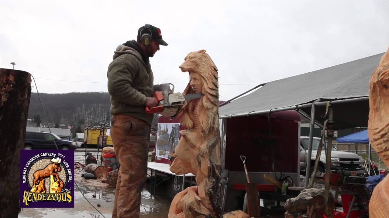Rendezvous joe stebbing carving youtube