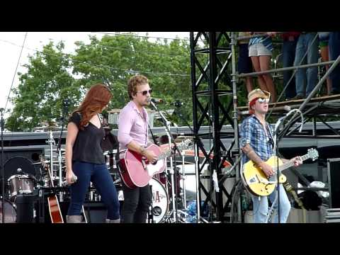 Lead Me On- Gloriana (HD)