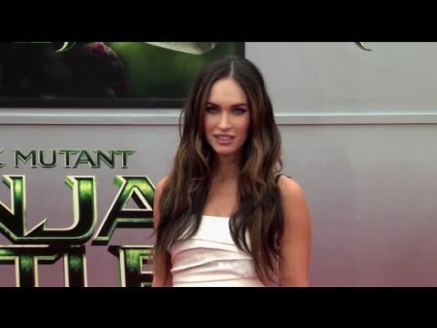 Megan Fox Stuns at the Teenage Mutant Ninja Turtles Premiere