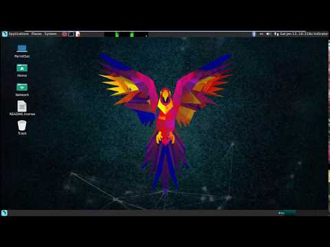 Parrot Security OS 3.7 Installation + VMware Tools on VMware Workstation [2018]