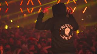 Angerfist LIVE - Masters of Hardcore 2018
