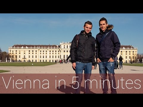 Vienna in 5 minutes | Travel Guide | Must-sees for your city tour