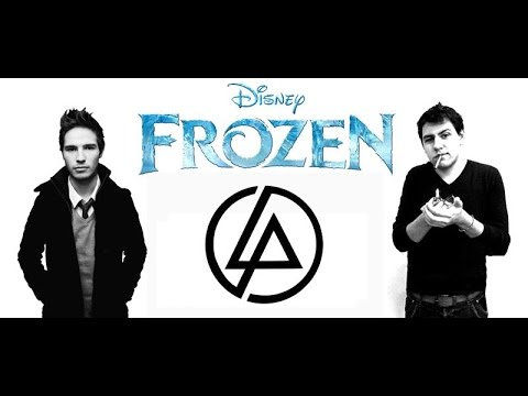 Let It Go - Frozen: Linkin Park(style) - Feat:richi Rich video