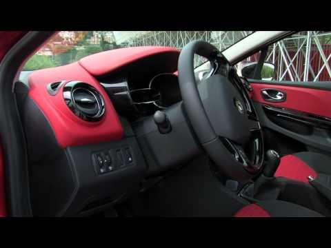 Renault Clio IV - интерьер и экстерьер