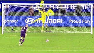 When Goalkeepers Save Penalty Kicks In Unusual Ways
