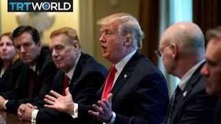 The Trump Presidency: World hits back against Trump's tariff plan