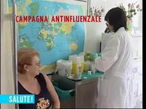Vaccinazione influenzale 2011