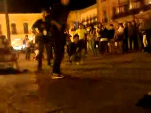 Breakdance en leon gto