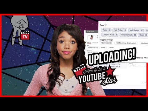 How To Upload Like A Boss & Get More Views Using Tags - How To Be A YouTube Star Ep. 4