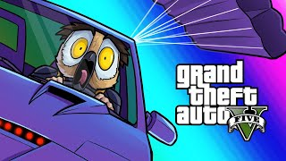 GTA 5 Online Funny Moments - Miniladd