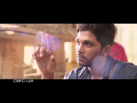 Iddarammayilatho Interval fight Scene Trailer   All Centers Smashing Hit
