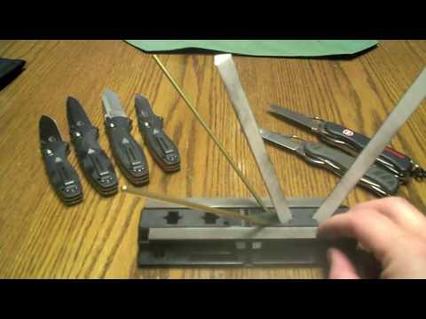 Spyderco Sharpmaker Review