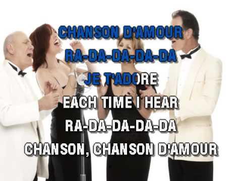 Manhattan Transfer, The   Chanson D'Amour
