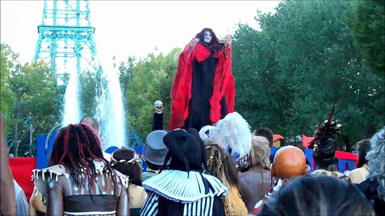 halloween haunt kings island attractions