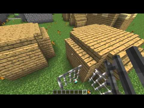 (Minecraft)-Clay Soldier Mod. Easter Eggs Found Notch. 1.5.2