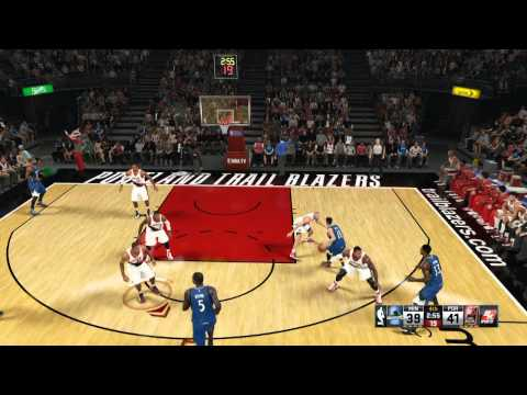 NBA 2K15 | ONLINE RANKED MATCH | VERY GOOD GAME! | BLAZERS VS TIMBERWOLVES