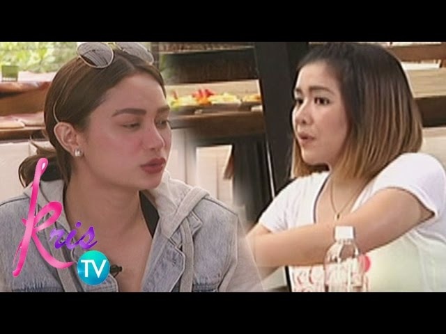 Kris TV: Angeline and Arci's singing voice