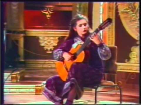 Nora Buschmann live at Berlin Staatsoper Unter den Linden, Bach, Partita B minor - 1985