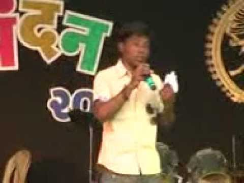 DINESH MIMICRY of Raj Thakare