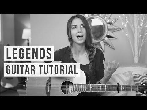 download lagu Legends - Kelsea Ballerini  Guitar Tutorial Ft. Maddie gratis