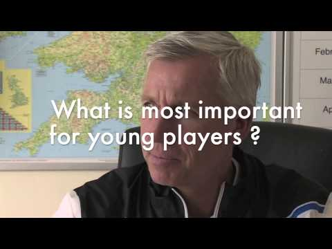 Alan Pardew Interview