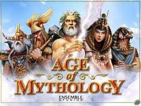 Age Of Mythology The Titans : Aprendendo a Jogar! #1