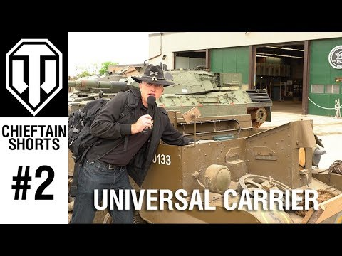 Chieftain Shorts #2 - Universal Carrier