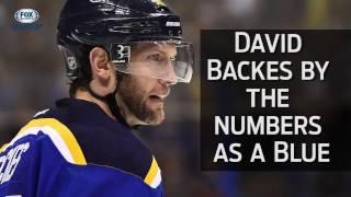 David Backes returns to St. Louis