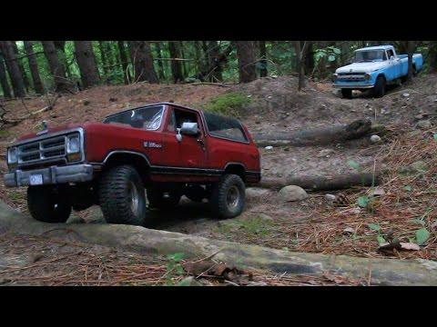 Headquake's RC - #213 (RamCharger + 57Ford) Aug.27 2015