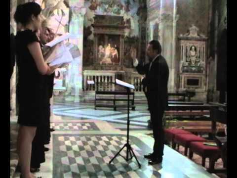 sanctus cum iubilo canto gregoriano coro academicus direttore nikolay bogatzky