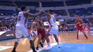 Chan scores inside | PBA Commissioner's Cup 2019